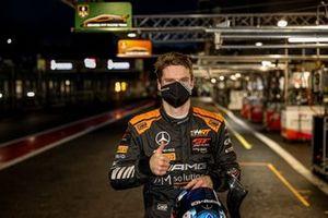 #4 Mercedes-AMG Team HRT Mercedes-AMG GT3: Maro Engel