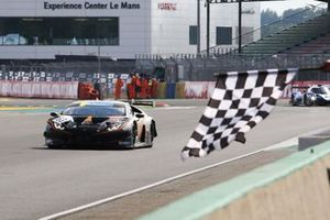 #63 Lamborghini Huracan GT3, FFF RACING TEAM BY ACM, Andrea Caldarelli, Hiroshi Hamaguchi