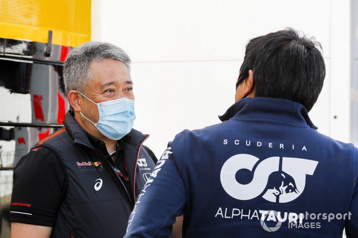 Masashi Yamamoto, Director General, Honda Motorsport