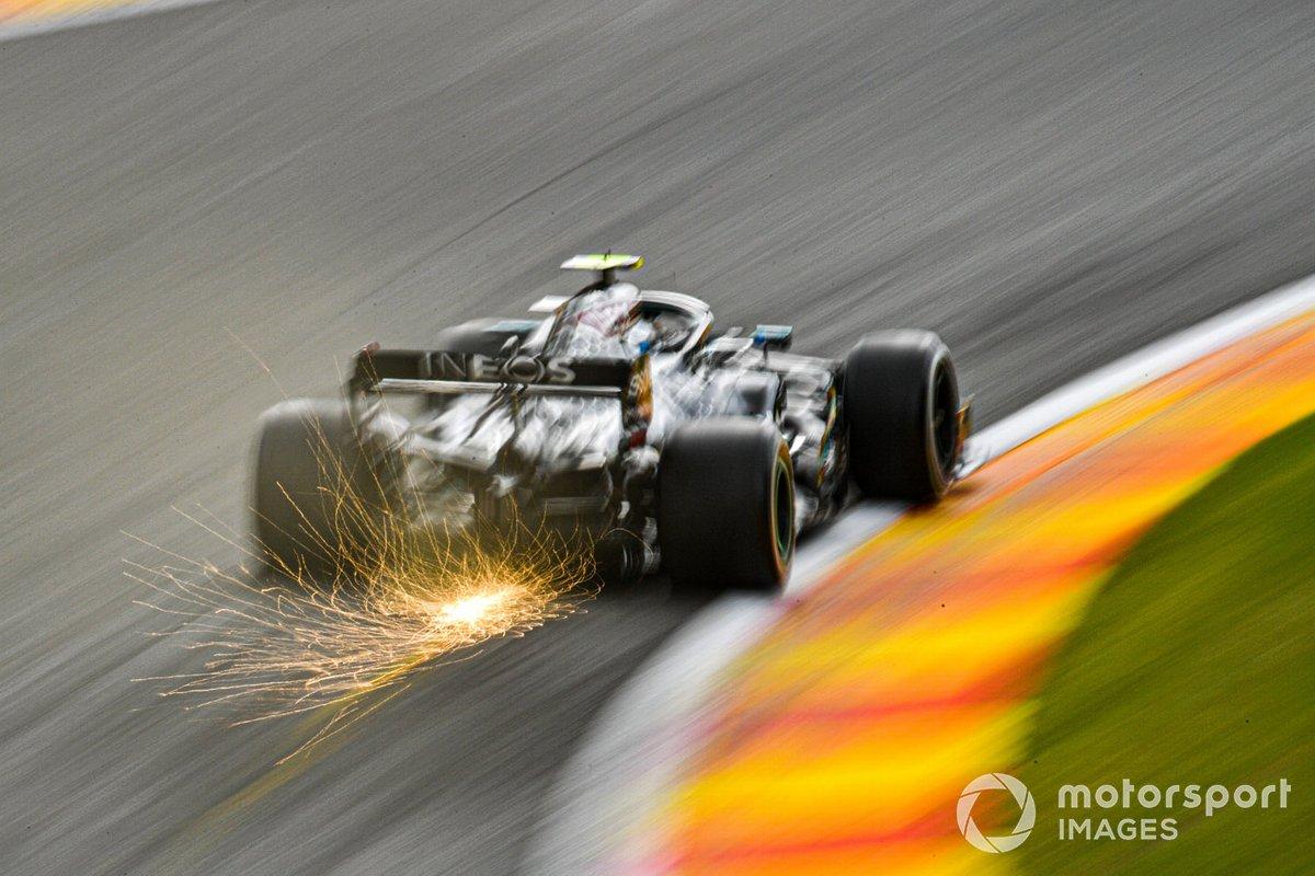 Valtteri Bottas, Mercedes F1 W11,