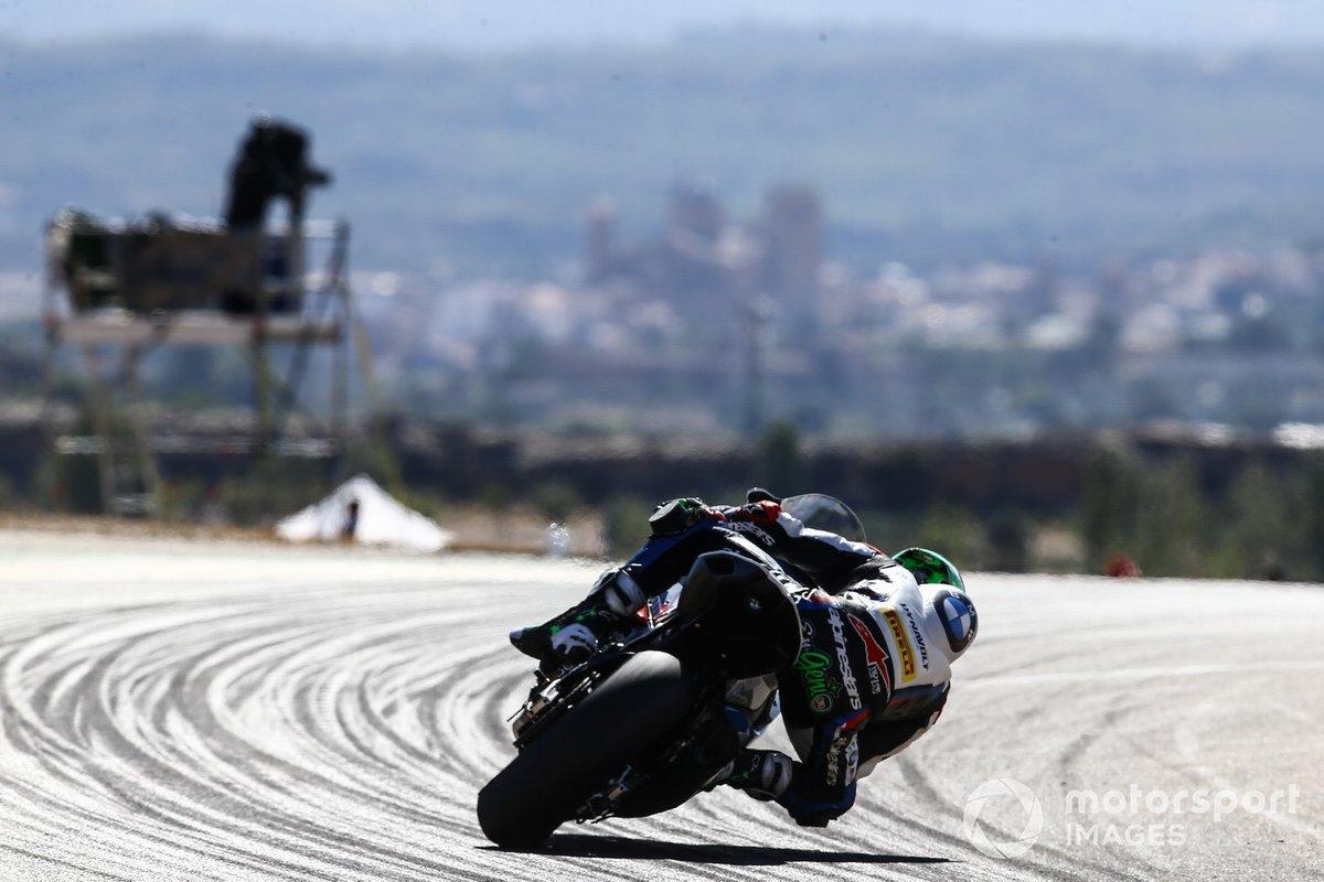 Eugene Laverty, BMW Motorrad WorldSBK Team