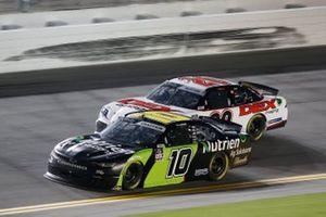 Ross Chastain, Kaulig Racing, Chevrolet Camaro Nutrien Ag Solutions, Harrison Burton, Joe Gibbs Racing, Toyota Supra DEX Imaging