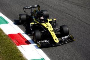 Daniel Ricciardo, Renault F1 Team R.S.20