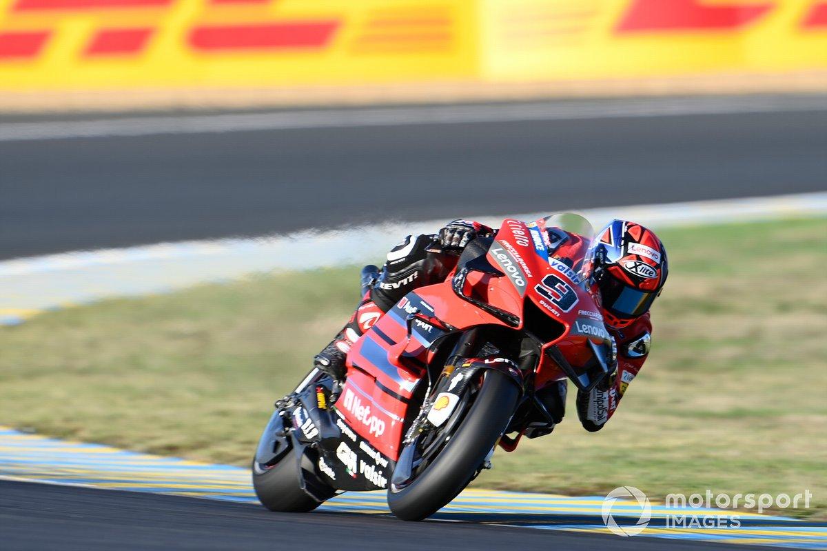 Danilo Petrucci, Ducati Team