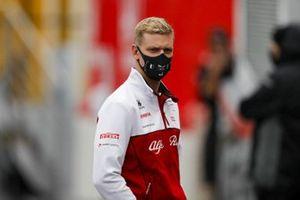 Mick Schumacher, Alfa Romeo Racing