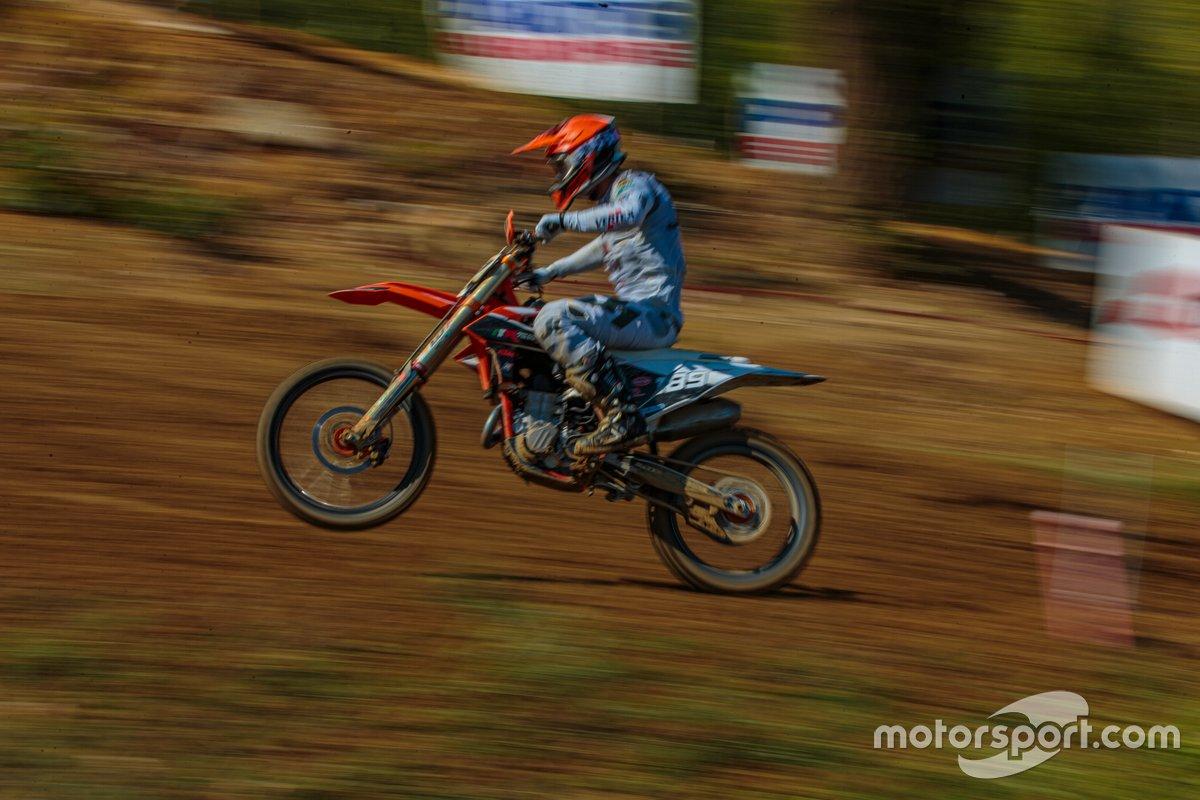 Brian Bogers, Marchetti Racing KTM
