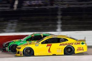 Josh Bilicki, Tommy Baldwin Racing, Chevrolet Camaro Insurance King, J.J. Yeley, Rick Ware Racing, Ford Mustang