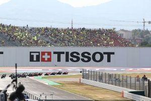 Start zum GP Emilia-Romagna 2020 in Misano