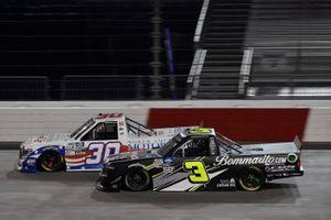 Jordan Anderson, Jordan Anderson Racing, Chevrolet Silverado Bommarito.com Danny Bohn, On Point Motorsports, Toyota Tundra
