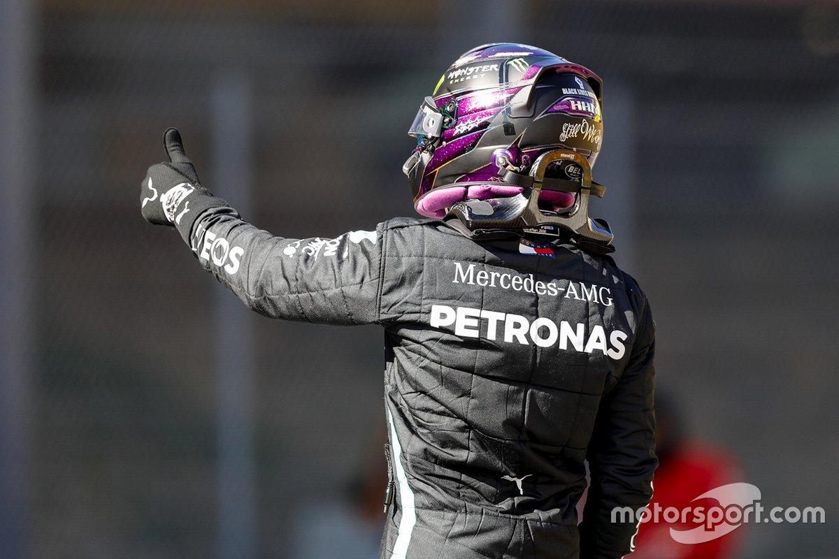 Redondeó la cifra a 95 en el primer (¿y último?) GP de la Toscana