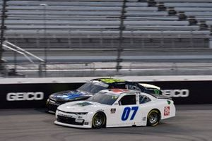 J.J. Yeley, SS Green Light Racing, Chevrolet Camaro