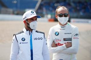 Timo Glock, BMW Team RMG, Robert Kubica, Orlen Team ART