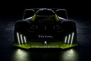 Peugeot Hypercar teaser