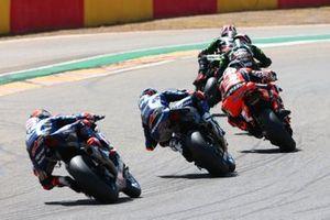 Jonathan Rea, Kawasaki Racing Team, Alex Lowes, Kawasaki Racing Team, Scott Redding, Arubait Racing Ducati, Loris Baz, Ten Kate Racing Yamaha