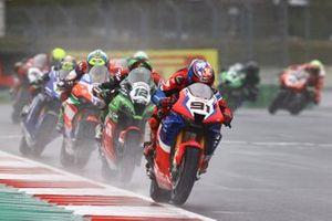 Leon Haslam, Team HRC, Xavi Fores, Kawasaki Piccetti Racing