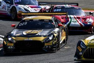 Patryk Krupiński, Christian Klien, Mathias Lauda, JP Motorsport Mercedes-AMG GT3