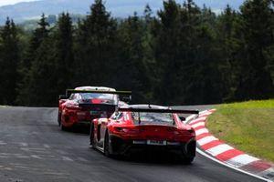 #17 Mercedes-AMG Team HRT Mercedes-AMG GT3: Hubert Haupt, Philip Ellis, Nico Bastian, Gabriele Piana