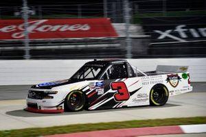#3: Jordan Anderson, Jordan Anderson Racing, Chevrolet Silverado US Law Shield