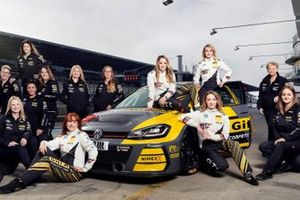 Giti Tire Motorsport by WS Racing team group photo