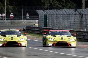 #95 Aston Martin Racing Aston Martin Vantage AMR: Marco Sörensen, Nicki Thiim, Richard Westbrook