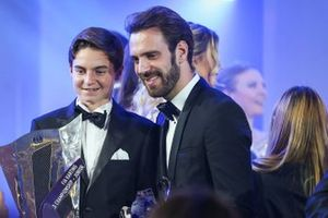 Jean-Eric Vergne, Victor Bernier, FIA Karting World Championship - Junior Champion