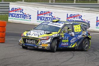 Тони Кайроли, Элеонора Мори, Hyundai NG i20