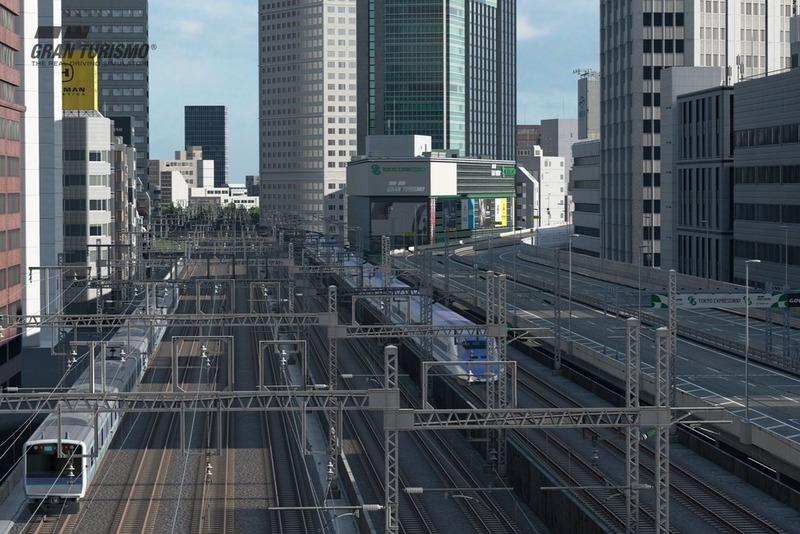 Южный маршрут трассы Tokyo Expressway