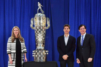 Will Power Trofeo de Borg Warner