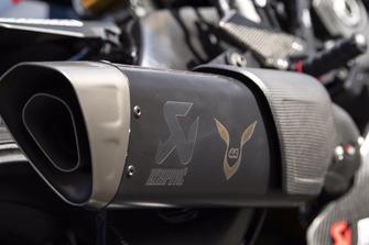 Мотоцикл Yamaha Льюиса Хэмилтона