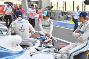 Williams Racing Team Photo