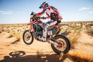 #15 Monster Energy Honda Team: Jose Ignacio Cornejo