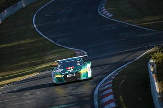 #29 Land Motorsport Audi R8 LMS: Christopher Mies, Sheldon Van Der Linde