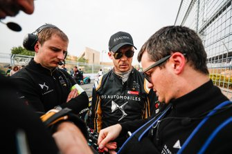 Andre Lotterer, DS TECHEETAH with his engineers