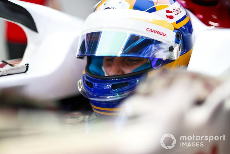 Marcus Ericsson - Sauber: 7 puan