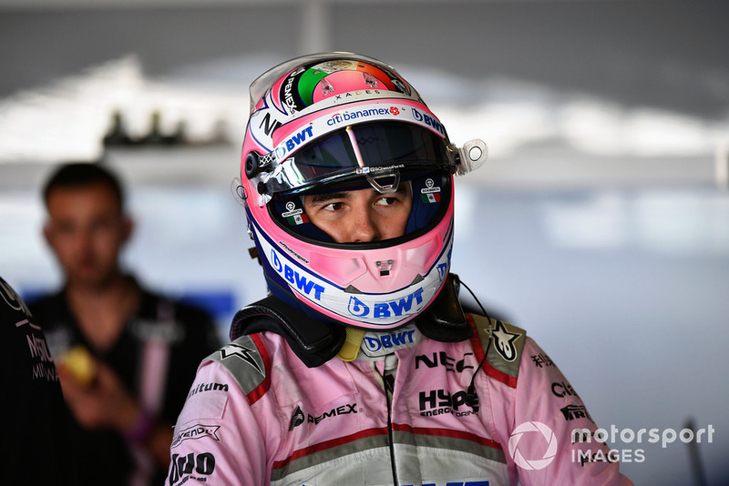 Серхио Перес, Racing Point Force India F1 VJM11
