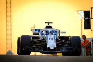 Lance Stroll, Williams Mercedes