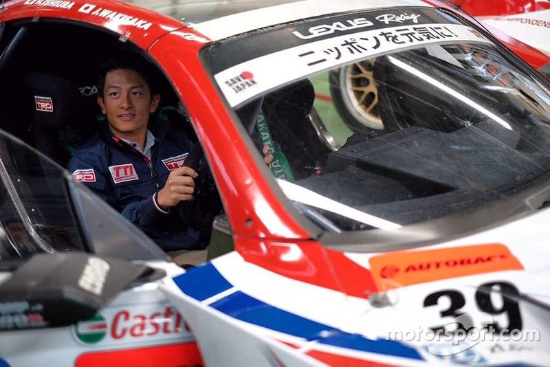 Rio Haryanto, Toyota Team Indonesia, Lexus SC430 GT 500