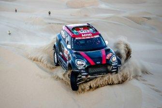 Язид Аль-Раджи и Тимо Готтшальк, X-raid MINI JCW Rally Team, MINI JCW Rally (№314)