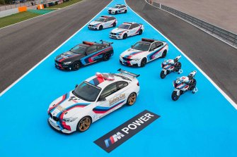 BMW M MotoGP fleet
