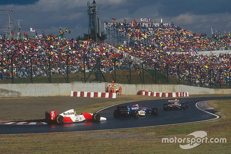 1993 Ayrton Senna, McLaren