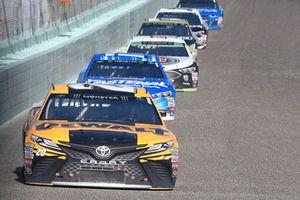 Erik Jones, Joe Gibbs Racing, Toyota Camry DeWalt, Ricky Stenhouse Jr., Roush Fenway Racing, Ford Fusion Fastenal