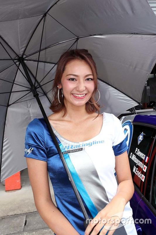 近藤みやび(Racingline PERFORMANCE GOLF TCR)