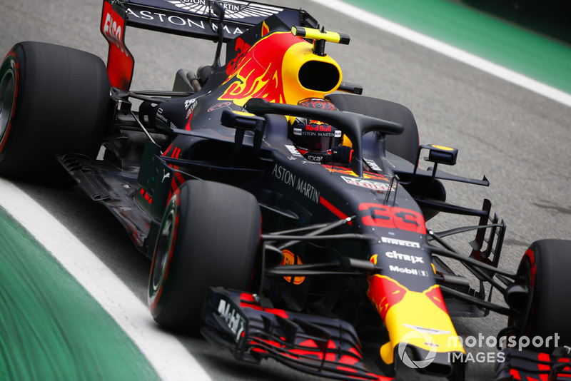 5: Max Verstappen, Red Bull Racing RB14, 1'07.778