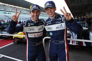 Race winners #22 United Autosports Ligier JSP217 - Gibson: Philip Hanson, Filipe Albuquerque
