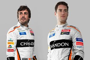 Fernando Alonso, McLaren, Stoffel Vandoorne, McLaren