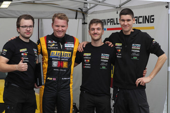 Stian Paulsen, Stian Paulsen Racing Cupra TCR with the team