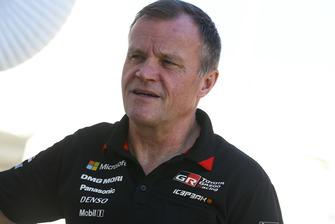 تومي ماكينن، مُدير فريق تويوتا