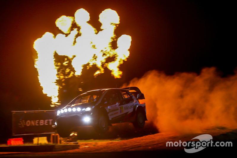 Эсапекка Лаппи и Янне Ферм, Toyota Gazoo Racing WRT Toyota Yaris WRC