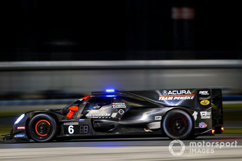#6 Juan Pablo Montoya, Dane Cameron, Simon Pagenaud; Acura Team Penske, Acura DPi (DPi)