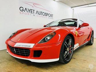 Ferrari 599 GTB 60F1 Alonso Edition